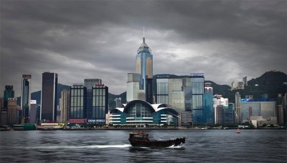 HK-Harbour